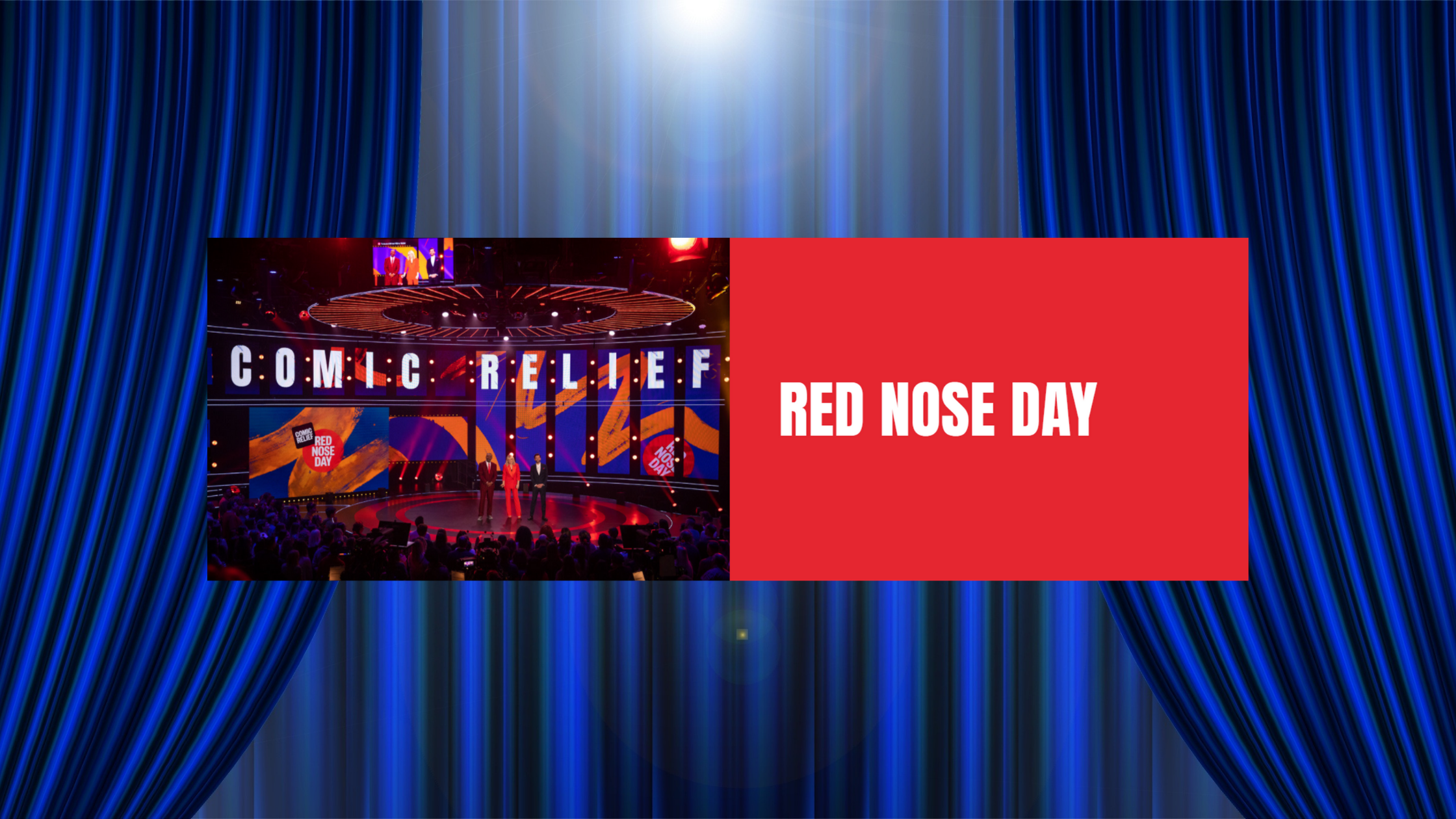 Red Nose Day - Comic Relief